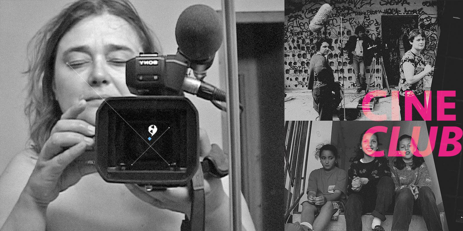 Dominique Cabrera at our Online Film Club